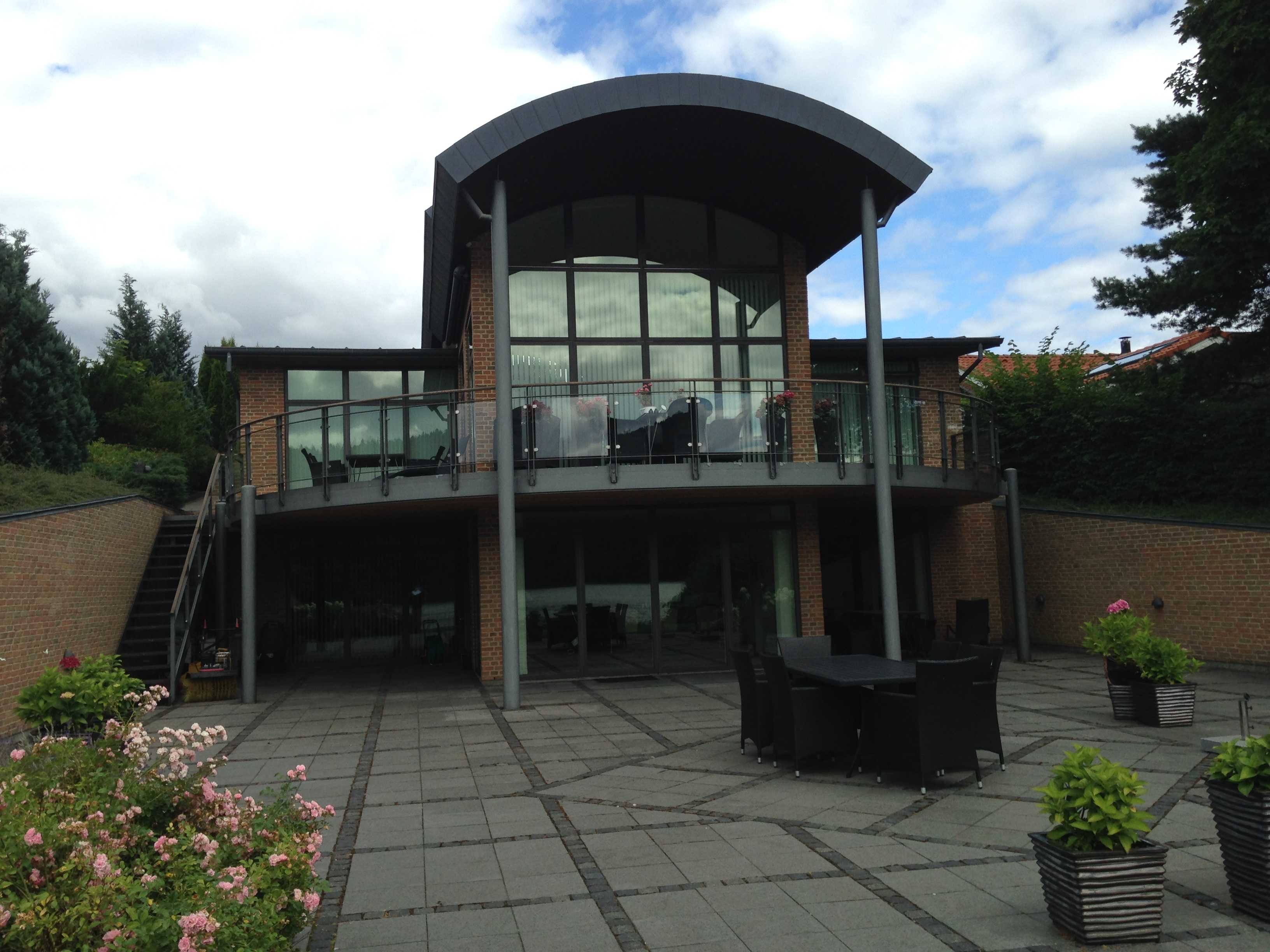 Arkitekt tegnet hus af Per Glerup, Silkeborg